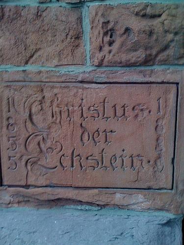 cornerstone photo