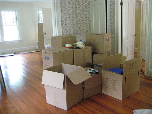 move in photo