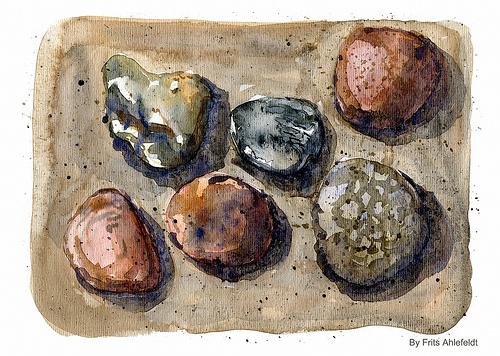 small stone photo
