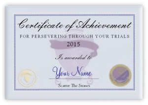 Certificate-of-achievement-persevering-through-your-trials