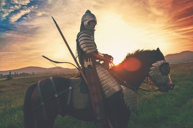 knight photo
